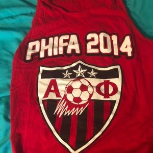 Alpha phi red tank